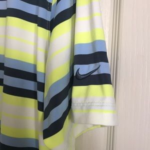Nike Shirts - Nike Dri-Fit tech polo